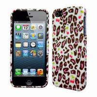 Quality Cases for iPhone 5, with Loose Powder, Available in Various Colors for sale