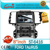 Quality Dual Zone Ford DVD GPS With HD Ford GPS DVD Wide Screen for sale