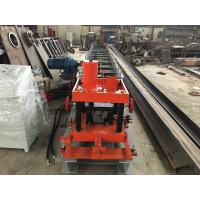 Quality CE Compliance C Z Quick Change Purlin Roll Forming Machine / Roll Form Machines for sale