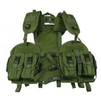 Quality Hot sale military green nylon vest/military vest for sale