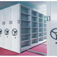 Buy cheap Mobile compact file cabinet steel cabinet mass shelf from wholesalers