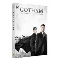 Quality Cartoon DVD Box Sets Cover Video Gotham Season 4 DTS Dolby for sale