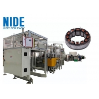 Quality Automobile Engine BLDC CE Motor Assembly Line for sale