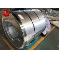 Quality Anti Finger Galvalume Steel Coil / A792 Aluminum Zinc Alloy Coated Steel G550 for sale