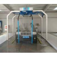 Quality Semi-automatic touchless car wash equipment for sale