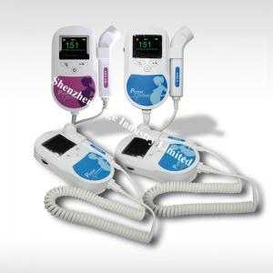 Quality Handheld ultrasonic fetal doppler for sale