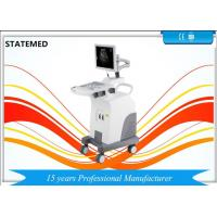 Quality Full Digital Mobile Ultrasound Scanner B/W High Elements For Human CE Certification for sale