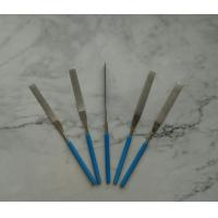 Buy cheap Durable Standard Electroplated Diamond Files Length Of Diamond Coating 70mm from wholesalers