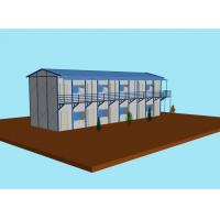 prefabricated workers house