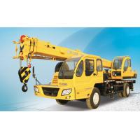 Buy cheap 12 tons Hydraulic Mobile Crane QY12B.5 Truck Crane from wholesalers