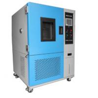 Quality Touch Screen Laboratory Testing Equipment , Ozone Aging Test Chamber For Rubber for sale