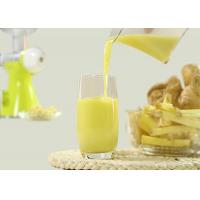 Portable Vegetable Cold Press Slow Juicer Precise Design For Seperating Juice And Rest