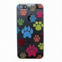 Quality Cellphone Case for iPhone 5, Made of PC Material, OEM/ODM Services Welcomed for sale