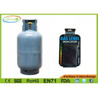 Quality Customized Magnetic Gas Bottle Level Indicator Propane Caravan Camping BBQ Heating for sale