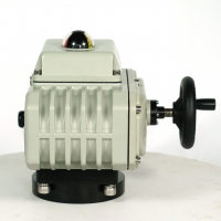 Quality Handwheel 1 Phase 200Nm Fail Safe Electric Actuator for sale