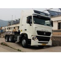 Buy cheap Sinotruck Howo T7H tractor truck with Man Engine from wholesalers