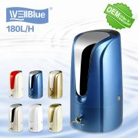 Quality UF Membrane Alkaline Water Ionizer Purifier Pot With 4 Stages Water Filtration for sale