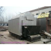 Quality Smokeless Biomass Fired Steam Boiler High Temperature Resistance For Cooking for sale
