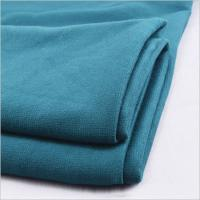 Quality Rusha Textile Reactive Dyeing 30s Vortex Viscose Heavy Polyester Spandex Fabric for sale