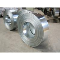 Quality chromated / oiled G40 - G90, ASTM A653, JIS G3302 Hot Dipped Galvanized Steel Strip for sale