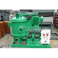 vacuum degasser oil gas drilling mud fluid waste management,HDD,tunnelling boring system