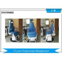 Quality 800×645×1150 / 1330 MM ENT Examination Chair Automatic 360° Arounding Scope for sale