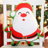 Quality Durable Smooth Surface Santa Claus Reindeer Stuffed Animal 20cm Cuddly Gift for sale