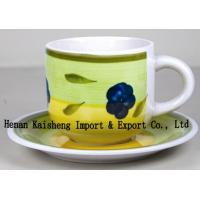 Quality ceramic handpainted coffee & tea sets,cup & saucer sets for sale