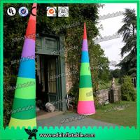 Quality Colorful Inflatable Cone Customized For Events Party Decoration for sale