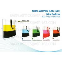Quality NON WOVEN SHOPPING bags, nonwoven bags, woven bags, big bag, fibc, jumbo bags,tex for sale