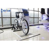 Buy Electronic VR Mobile Cinema Bike Simulator Athletic Exercise 1.6*2.0*1.3M at wholesale prices