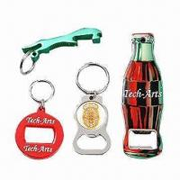 Quality Handy Bottle Openers, Customized Logos are Welcome for sale
