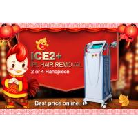 Professional IPL Elight Shr Permanent Hair Removal / Ipl Hair Removal Machine