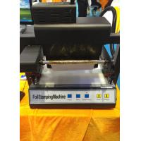 Quality Digital TJ -219 / Hot Foil Machine For Hard Cover , Hot Stamp Printer Machine for sale