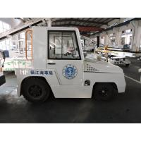 Quality 4130 Kilogram Airport Baggage Tractor , Aviation Ground Support Equipment for sale