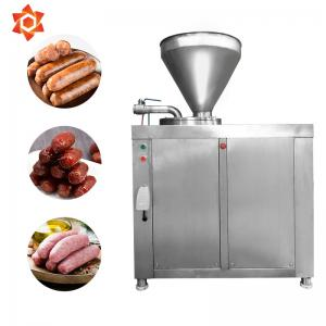 Quality Automatic Sausage Filling Machine High Efficiency Low Energy Consumption for sale