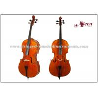 Buy cheap Professional Musical Instrument Cello High Grade Handmade Flamed Oil Varinsh ebony parts Cello from wholesalers