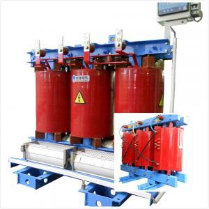 Quality 10kV - 500 KVA Step Up Step Down Dry Transformer Railway Inflaming Retarding for sale