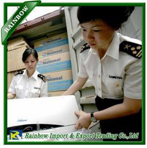 China Customs broker in shanghai yangshan or waigaoqiao port customs clearance service on sale