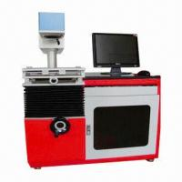 China Paper Packaging/Plastic Product/Label Laser Marker w/ Moderate Price, High Speed, Stable Performance on sale