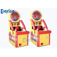 Quality Iron Frame Arcade Punching Machine , Ufc Punching Machine With Player Protection for sale