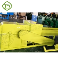 Quality High efficiency rice husk grinding machine wheat new type straw crusher machine for chemical industry for sale