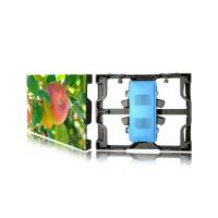 Quality Rental Seamless LED Display Cabinet  IP65 Rating High Refresh Rate Clear Vivid Image for sale