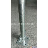 Quality Universal Scaffold Screw Jack With Dismountable Base Plate and U-Head for sale
