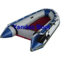 China PVC Foldable Inflatable Boat on sale