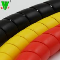 Quality Plastic protective high cover hydraulic hose sleeve flexible hose guard for sale