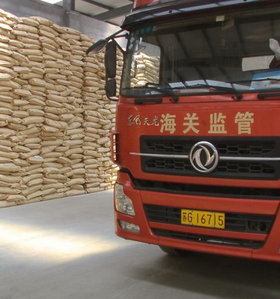 ISO Factory White Powder Suspension Grade PVC Resin SG5 K 65-67 for Pipe