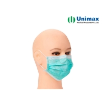 Quality 3 Ply BFE 98% Unimax Medical Face Mask TYPEIIR for sale