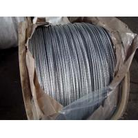 Quality galvanized steel wire for sale