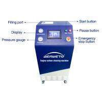Quality Automotive Hydrogen Engine Cleaning Machine HD Screen 50/60Hz 20 Minutes for sale